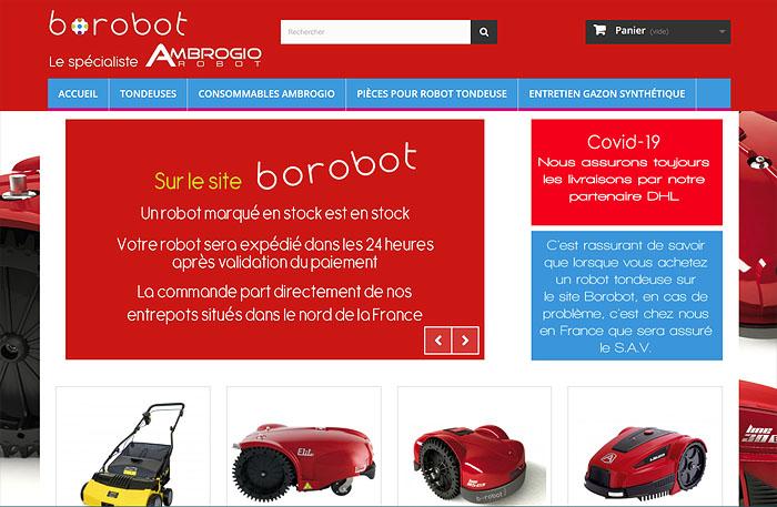 site internet prestashop Lille