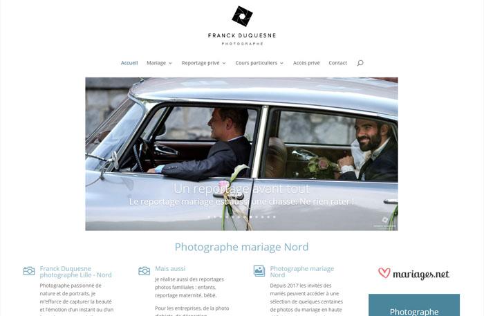 Franck Duquesne Photographe